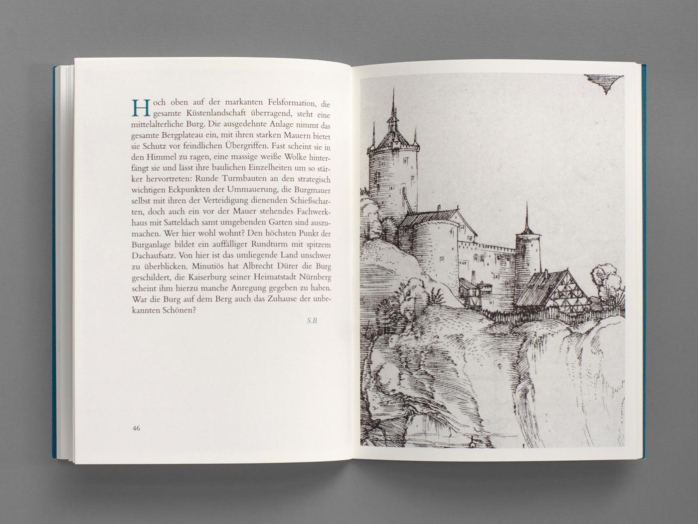 Das Meerwunder von Albrecht Dürer