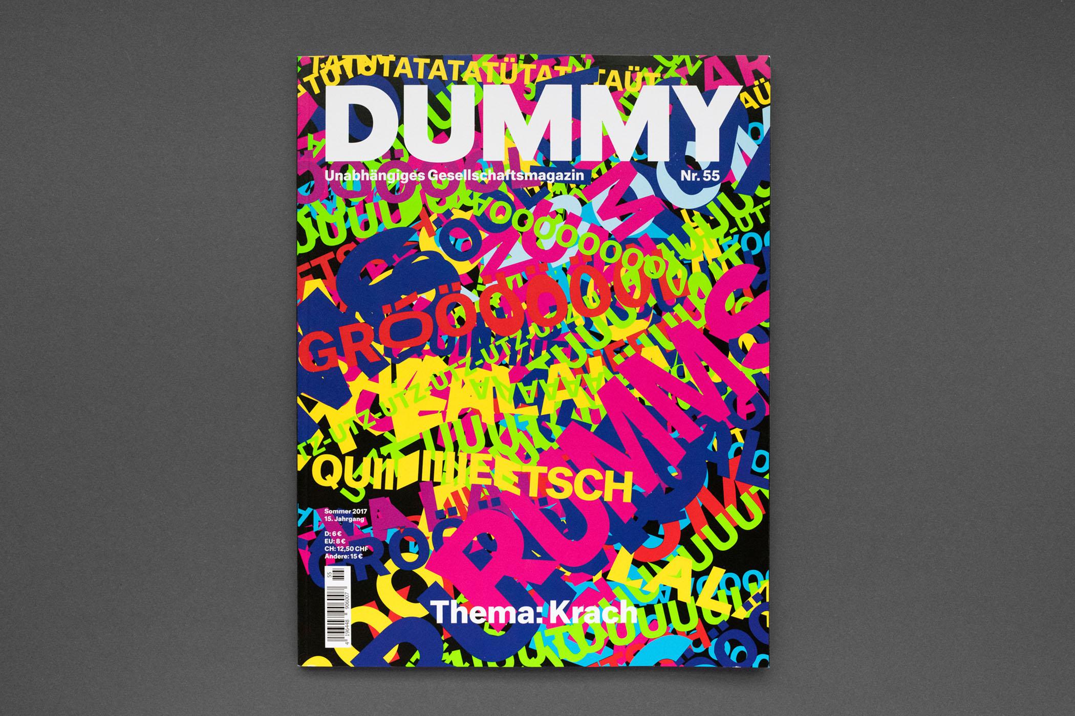 Dummy No. 55