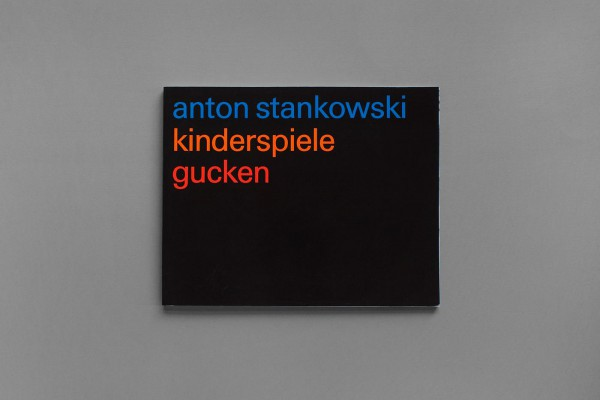 Thumbnail for Anton Stankowski: Kinderspiele
